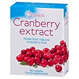 6 x Cymalon Cranberry Extract Food Supplement 60 Tablets by Cymalon