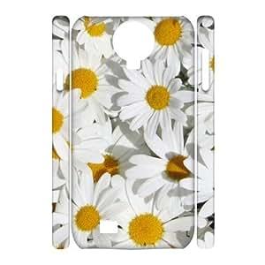 Daisy Unique Design 3D Cover Case for SamSung Galaxy S4 I9500,custom cover case ygtg559529 by icecream design