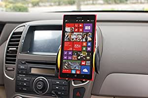 Gimmick Five Universal Car Mount on Air Vent High Quality Car Cradle Holder for Nokia Lumia 1520