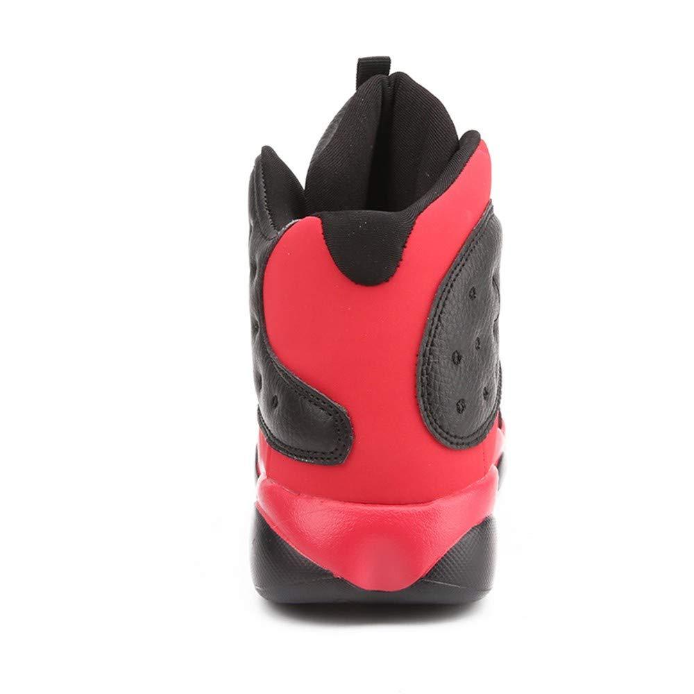 IDNG Basketballschuhe Herren Basketball-Schuhe Basketball-Schuh Hohe Hohe Hohe Top Lace-Up Turnschuhe B07MQYCMZT Basketballschuhe Viel Spaß 8a2db7