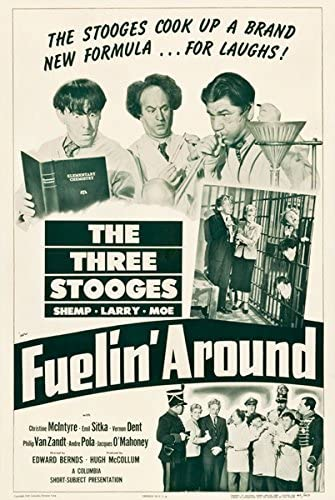 "The 3 Stooges  Movie Poster  Replica 13x19/"" Photo Print"