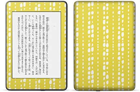 igsticker kindle paperwhite 第4世代 専用スキンシール キンドル ペーパーホワイト タブレット 電子書籍 裏表2枚セット カバー 保護 フィルム ステッカー 050011