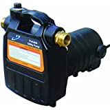 Portable Utility Pump 1 HP, 1500 GPH, 120 ft. lift, 120V, 60 Hz, 8.4 amps