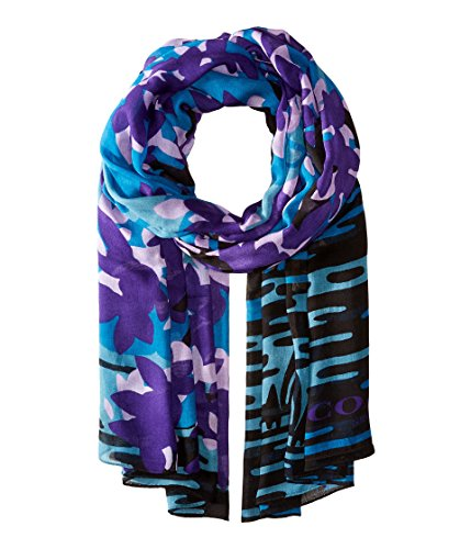 COACH Women's Landscape Shawl Bright Mineral One Size by Coach