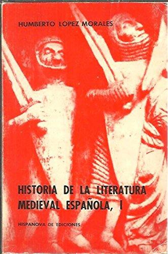 HISTORIA DE LA LITERATURA MEDIEVAL ESPAÑOLA. I.: Amazon.es: López Morales,Humberto: Libros