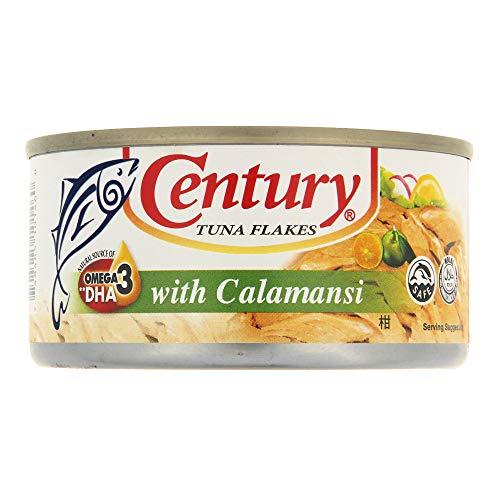Century Light Tuna With Calamansi (Lime) 6.35 Ounce