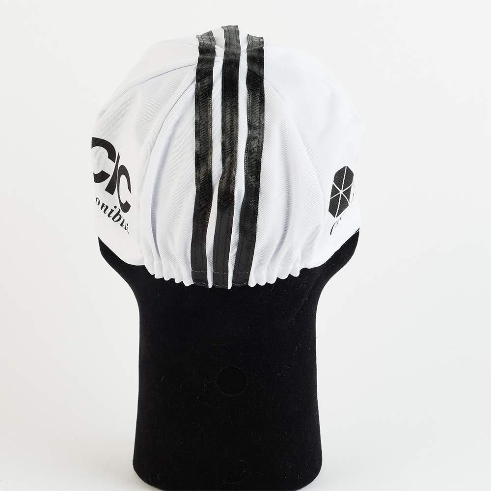 APIS Scic Vintage Cotton Cycling Cap Bicycle Cap Outdoors Anti Sweat White