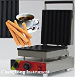 NEWTRY NP-514 Rectangle Churros waffle maker machine Electric churro machine Iron Waffle Maker Churros Machine Baker Mold 110V/ 220v CE