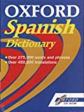 The Oxford Spanish Dictionary 9780192683083