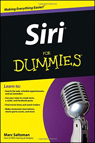 Price comparison product image Siri For Dummies