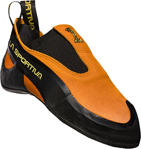 La Sportiva Cobra Climbing Shoes Men Orange 2018 Sport Shoes 2Ywca