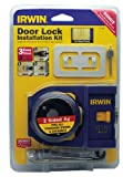 Irwin 3111001 Door Hardware Installation Kit