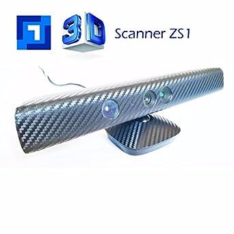 Escáner 3D ZS1 para impresora 3D, cuerpo de mano, escaneo de ...
