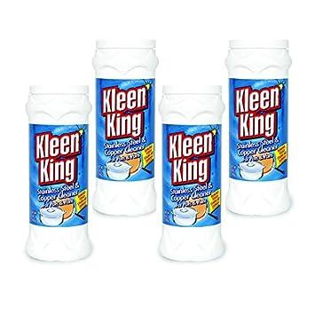 Amazon.com: King Kleen - Limpiador de utensilios de cocina ...