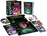 DVD : Invader ZIM (Complete Series) - 8-DVD Box Set ( Invader ZIM - Season 1 & 2 (27 Episodes) ) [ NON-USA FORMAT, PAL, Reg.2 Import - Germany ]