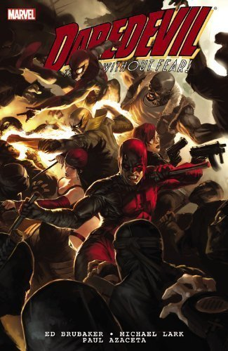 Daredevil by Ed Brubaker & Michael Lark Ultimate Collection - Book 2 by Brubaker, Ed [Paperback(2012/6/13)]