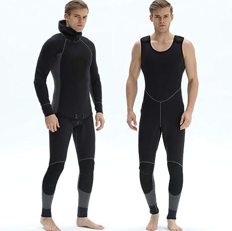 Amazon.com : Z&X 3mm Neoprene Wetsuit - Mens Swimming Surf ...