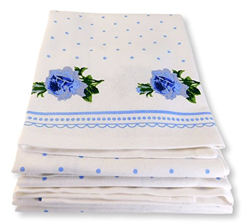 Towels 4 Pack Cotton Printed Kitchen product image