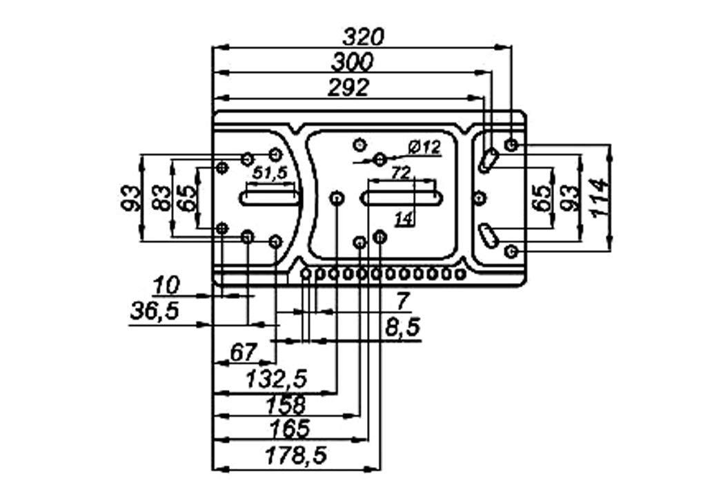 KlaraSeats Schleppersitz Traktorsitz KS 44//2V PVC Schwarz neigungsverstellbar
