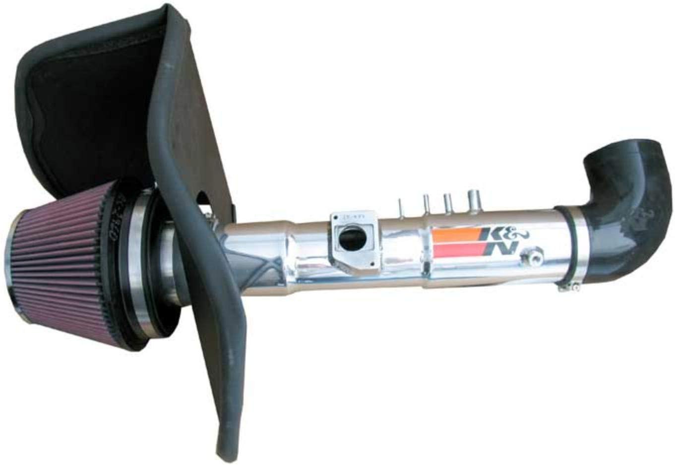 K/&N 63-1058 AirCharger Performance Air Intake System K/&N Engineering