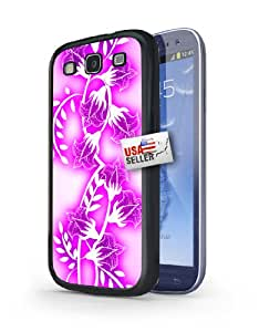 Lifebox - Pink Flower Hard Case for Samsung S3