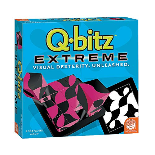 Fun Express - Q-Bitz Extreme - Toys - Games - Indoor & Mini Game Sets - 1 Piece]()
