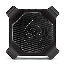 ECOXGEAR EcoEdge GDI-EXEDGE301 Rugged Waterproof Floating Portable Bluetooth Wireless 20 Watt Smart Speaker with Built…