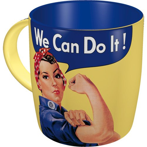 Nostalgic-Art 43013 USA, We can do it Tasse