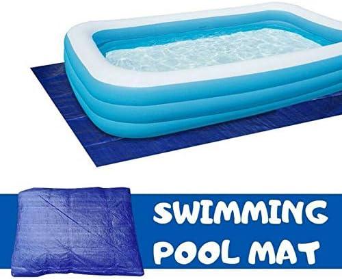 Luifel dekzeil Pool Mat Cloth Anti-wear Tarpaulin Waterproof Zonnebrandcrème Dik Rain Cover Outdoor Zonnescherm Doek Tuingereedschap Tent A