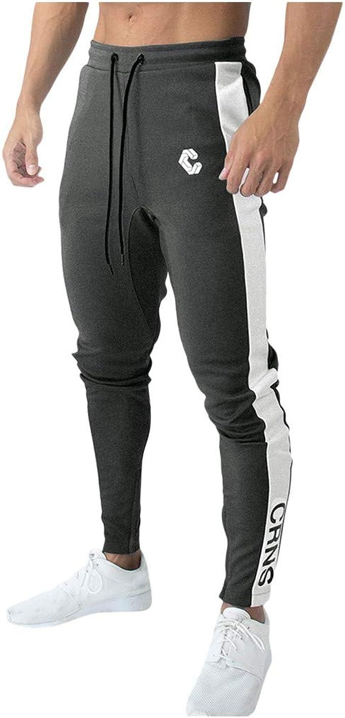 NUSGEAR VPASS Pantalones para Hombre, Pantalones Casuales Moda ...