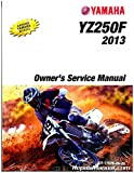 LIT-11626-26-28 2013 Yamaha YZ250F Motorcycle Owners Service Manual