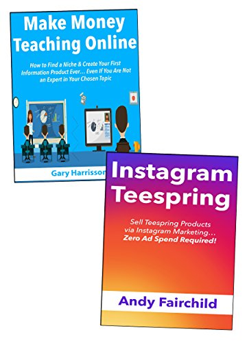 Earning Money Outside Your Day Job: Through Online Teaching or Instagram Teespring Marketing