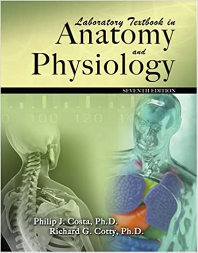 Book LABORATORY TEXTBOOK IN ANATOMY AND PHYSIOLOGY