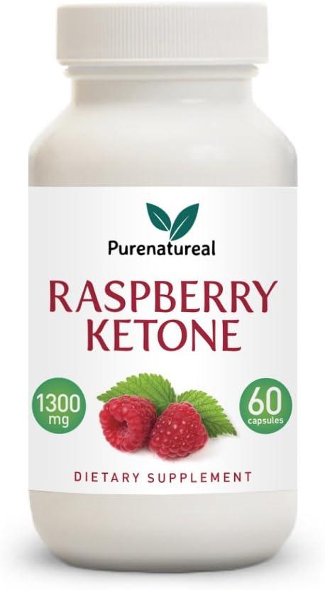 Amazon Com Purenatureal Raspberry Ketones Green Tea Plus African