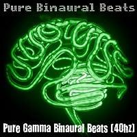 Pure Gamma Binaural Beats (40hz)