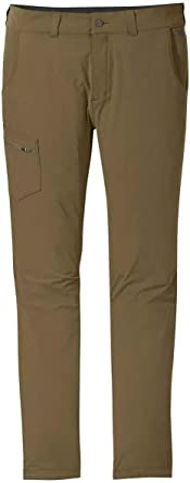 Outdoor Research Trousers Men/'s Ferrosi Convertible Pants Shorts Cairn Beige £55