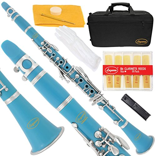 sea blue clarinet - 1