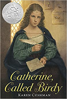 the character of catherine in the book catherine called birdy A summary of catherine called birdy  july 23, 2011  catherine's nickname is little bird  this piece summarizes the book, catherine called birdy - in a poetic style share.