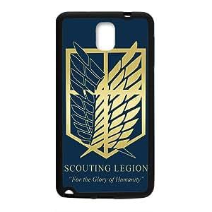 QQQO Scouting Legion Hot Seller Stylish Hard Case For Samsung Galaxy Note3