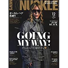 MEN'S KNUCKLE 最新号 サムネイル