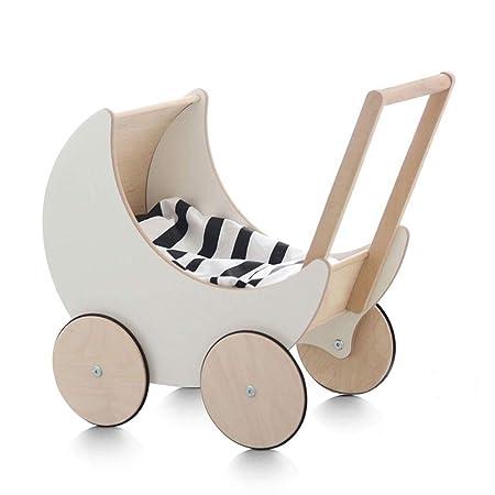Walker madera del bebé andador juguetes for empujar el equilibrio ...