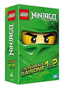 Lego Ninjago - L'intégrale saisons 1 - 2