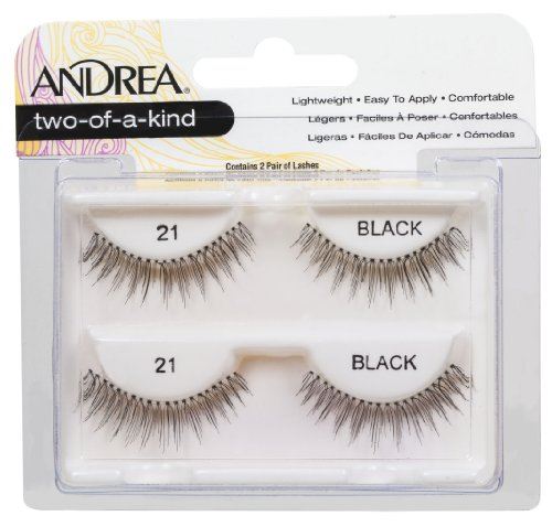 Andrea Two of a Kind Eyelashes, # 21