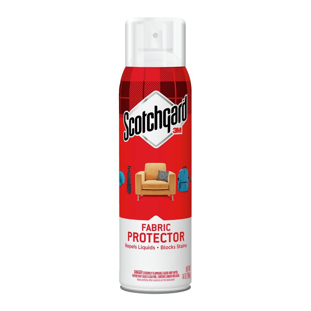 Scotchgard 14 oz. Fabric and Upholstery Protector, Pack of 4
