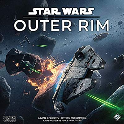 Star Wars: Outer Rim: Toys & Games