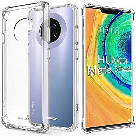 AILZH Compatibles para Funda Huawei Mate 30 Pro Transparente ...