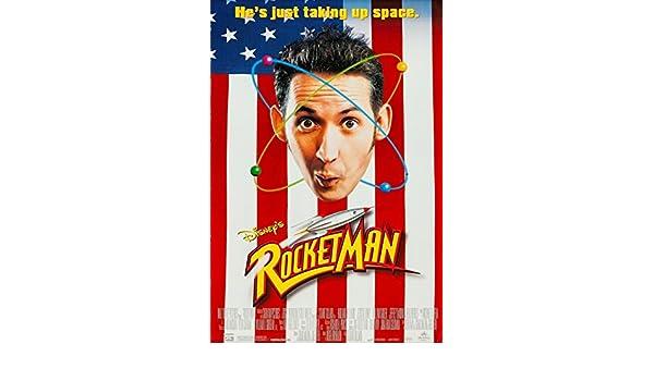 rocketman 1997 dvd