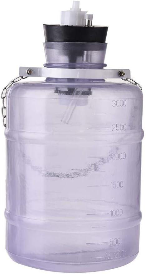 Ziegen Melker Elektrische Schaf//Kuh Melkmaschine Tragbare Melker Flasche und Unterdruckpumpe gouxia74534 3L Elektrische Milchpumpe