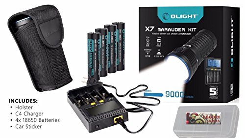 buy Rechargeable Kit: Olight X7 Marauder 9000 Lumen LED Flashlight Bundle with 4x HDC 3500mAh 18650 Batteries, C4 Smart Charger, Holster  ,low price Rechargeable Kit: Olight X7 Marauder 9000 Lumen LED Flashlight Bundle with 4x HDC 3500mAh 18650 Batteries, C4 Smart Charger, Holster  , discount Rechargeable Kit: Olight X7 Marauder 9000 Lumen LED Flashlight Bundle with 4x HDC 3500mAh 18650 Batteries, C4 Smart Charger, Holster  ,  Rechargeable Kit: Olight X7 Marauder 9000 Lumen LED Flashlight Bundle with 4x HDC 3500mAh 18650 Batteries, C4 Smart Charger, Holster  for sale, Rechargeable Kit: Olight X7 Marauder 9000 Lumen LED Flashlight Bundle with 4x HDC 3500mAh 18650 Batteries, C4 Smart Charger, Holster  sale,  Rechargeable Kit: Olight X7 Marauder 9000 Lumen LED Flashlight Bundle with 4x HDC 3500mAh 18650 Batteries, C4 Smart Charger, Holster  review, buy Rechargeable Kit Flashlight Batteries LegionArms ,low price Rechargeable Kit Flashlight Batteries LegionArms , discount Rechargeable Kit Flashlight Batteries LegionArms ,  Rechargeable Kit Flashlight Batteries LegionArms for sale, Rechargeable Kit Flashlight Batteries LegionArms sale,  Rechargeable Kit Flashlight Batteries LegionArms review