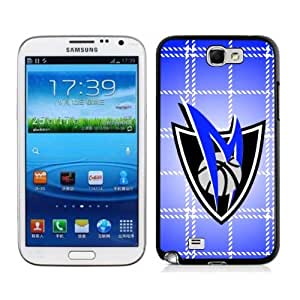 NBA basketball Samsung Galaxy Note 2 N7100 2D Phone Case The Newest By zeroCase
